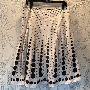 📌3/$20 - Polka Dot Pleated Full Skirt